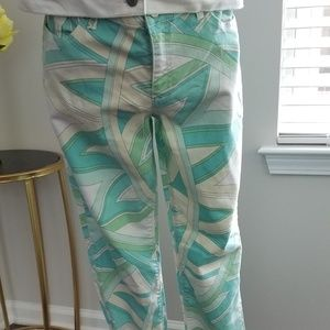 New York and company capris size 12
